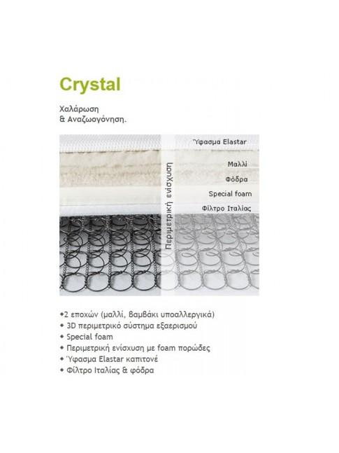 CRYSTAL (2εποχών )