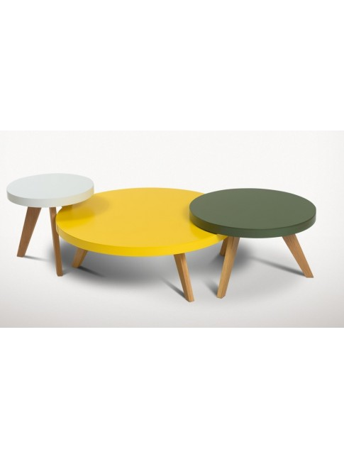 ORBIT PLUS COFFEE TABLE